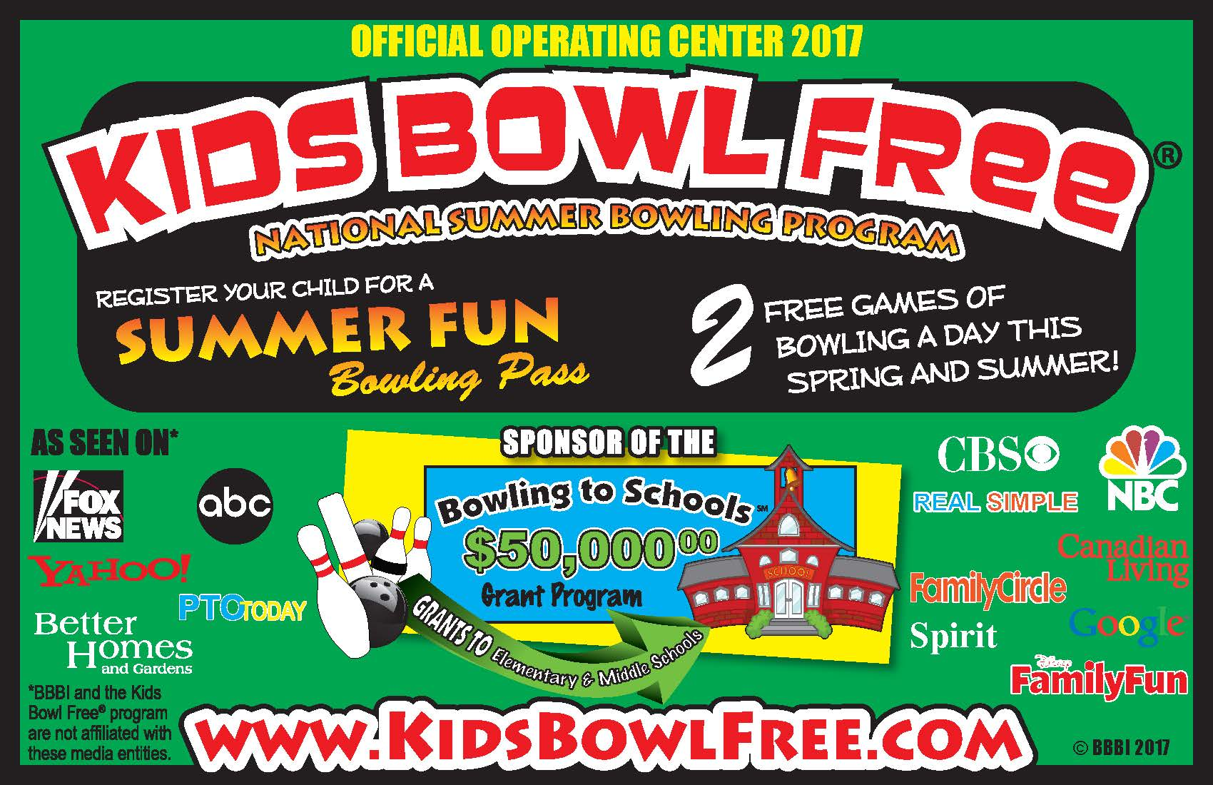 Kids Bowl Free Coupon go to algebracapacitywt.tk Total 26 active algebracapacitywt.tk Promotion Codes & Deals are listed and the latest one is updated on October 31, ; 26 coupons and 0 deals which offer up to 35% Off, $8 Off and extra discount, make sure to use one of them when you're shopping for algebracapacitywt.tk; Dealscove promise you'll.